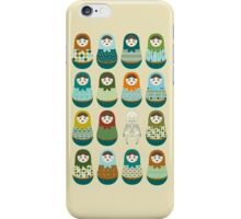 I forgot it at home iPhone Case/Skin