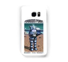 Forbidden Planet Robby the Robot Samsung Galaxy Case/Skin