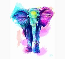 Watercolour Elephant Unisex T-Shirt