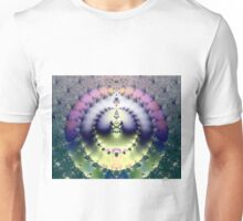 FRACTAL # 5 ~ ABSTRACT ~ COLORFUL Unisex T-Shirt