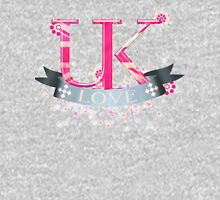 UK Love Womens Fitted T-Shirt