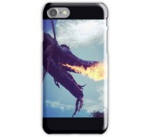 Maleficent dragon  iPhone Case/Skin