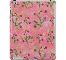 Floral Style iPad Case/Skin