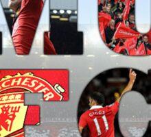 Manchester United MUFC  Sticker