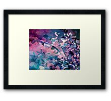 Song Of Nightfall Framed Print