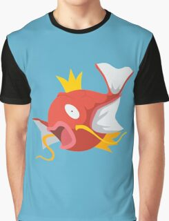 Magikarp - The King Graphic T-Shirt