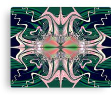 FRACTAL # 6 ~ ABSTRACT ~ COLORFUL Canvas Print