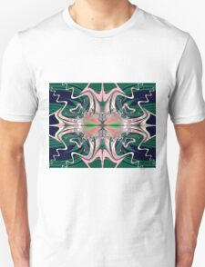 FRACTAL # 6 ~ ABSTRACT ~ COLORFUL Unisex T-Shirt