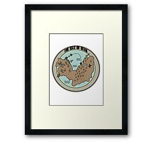Isle of Berk Framed Print