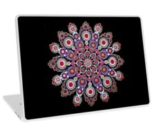 Christmas 2015 Mandala Laptop Skin