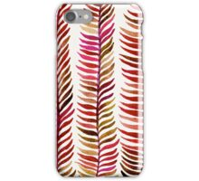 Red Stems iPhone Case/Skin