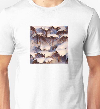 Sunset colours. III Unisex T-Shirt