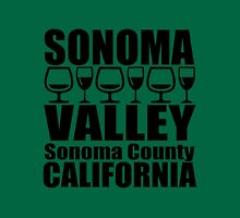 Sonoma Valley Unisex T-Shirt