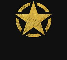 Golden Star Vintage Unisex T-Shirt