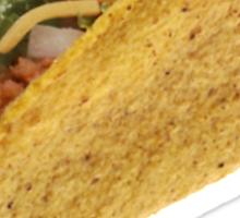 Taco Sticker Sticker