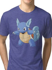Wartortle Tri-blend T-Shirt