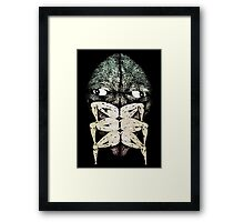 forget i ever told you i was kafka in a past life Framed Print