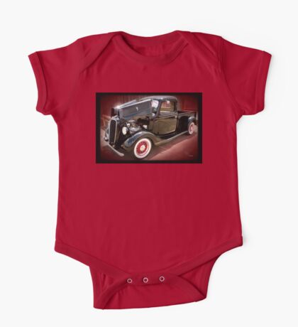 '37 Ford Pick Up One Piece - Short Sleeve