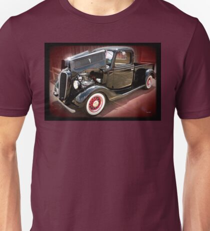 '37 Ford Pick Up Unisex T-Shirt