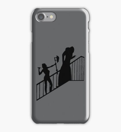 Buffy VS Count Orlok! iPhone Case/Skin