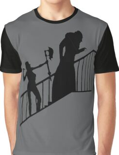 Buffy VS Count Orlok! Graphic T-Shirt