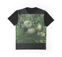 Green But Not Yet Fried Graphic T-Shirt