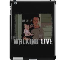 The Walking Live iPad Case/Skin