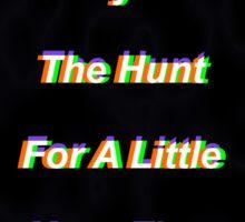 LA Devotee Quote Sticker