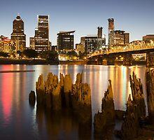 Portland, Oregon by Dmitry Shuster