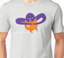 Charles Barkley Rebounds NBAlien Unisex T-Shirt