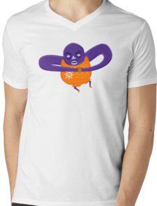 Charles Barkley Rebounds NBAlien Mens V-Neck T-Shirt