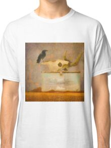 Drought and the illusion of water Classic T-Shirt