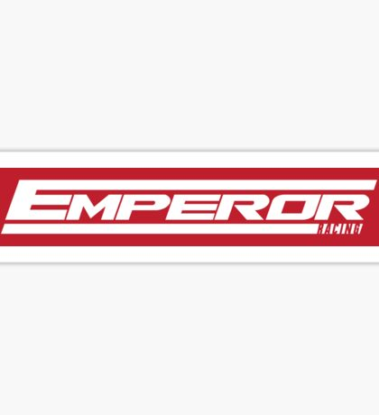 Emperor Racing Sticker