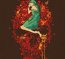 Roses are red, but why you look so blue by Budi Satria Kwan