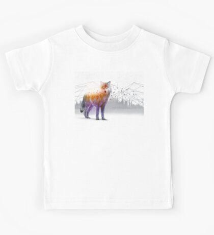 A Wilderness Within / Wolf Kids Tee