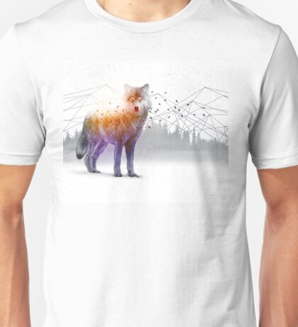 A Wilderness Within / Wolf Unisex T-Shirt