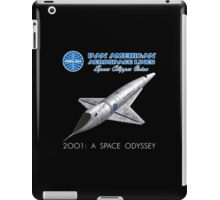 2001 A Space Odyssey Space Clipper Orion iPad Case/Skin