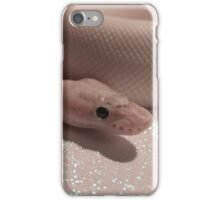 Ivory on Glitter iPhone Case/Skin