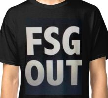 FSG OUT TOPS/SCARFS Classic T-Shirt