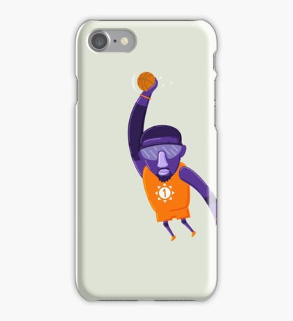 Amare Stoudemire STAT NBAlien iPhone Case/Skin