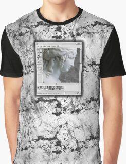 Marble Goddess Graphic T-Shirt