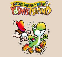 Super Mario World 2: Yoshi Island Unisex T-Shirt