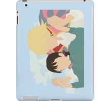 Sophie and Howl iPad Case/Skin