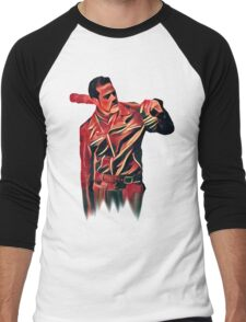 Negan TWD Men's Baseball ¾ T-Shirt