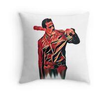 Negan TWD Throw Pillow