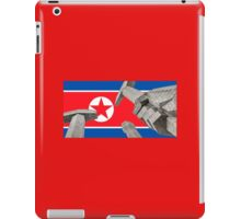 North Korean Workers Party iPad Case/Skin