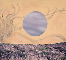 kiss me, my lavender moon by Erika .