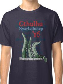 Cthulhu Nyarlathotep '16 Classic T-Shirt
