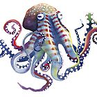 Octopus by SamNagel