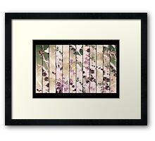 Autumn Oblivion Framed Print